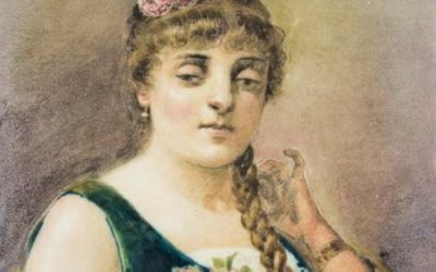 """""""El retrat pintat. Imatge i pintura cerámica"""""""